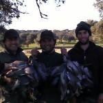 José Tinoco, Cláudio Rosa e Paulo Tinoco, Alto Alentejo.